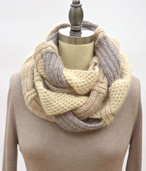 Challah Infinity Scarf