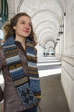 Union Station Infinity Cowl