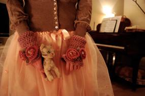 Rosy Wristlettes