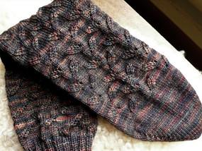 Teosinte Socks