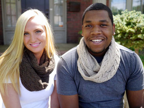 Sculling Cowl/Infinity Scarf