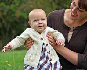 The Baby Belle Cardigan