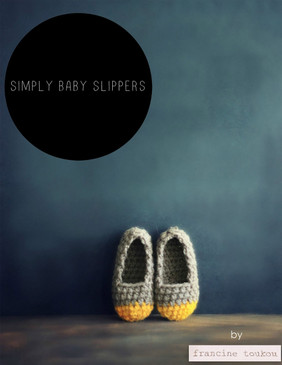 Simply Baby Slippers