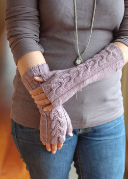Sorin Fingerless Gloves