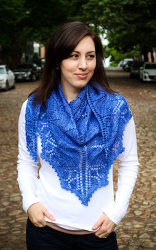 Warrior Shawl