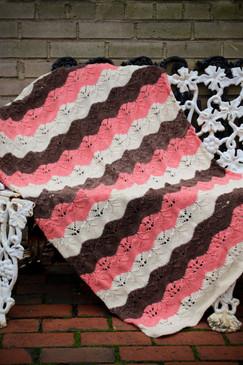 Neapolitan Baby Blanket