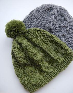 Silverfox Beanie-Slouch Hat