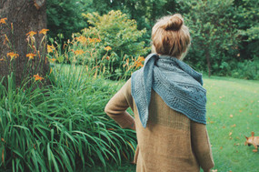 Open Sky Shawl