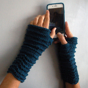 Fagin Fingerless Gloves