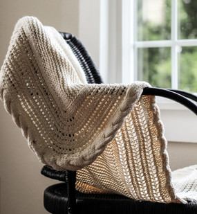 Simply Seamless Baby Blanket