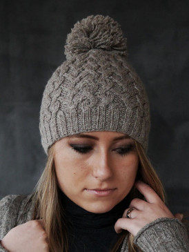 Meander Hat by Knitspot