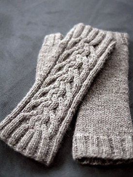 Merge Mitts by Irina Dmitrieva