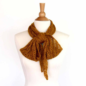 Nelia Scarf &Wrap- English Version