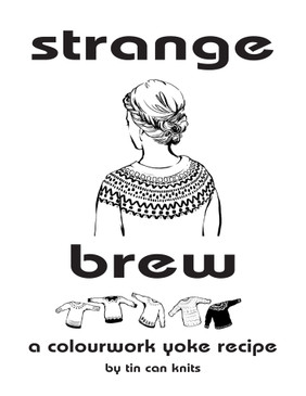Strange Brew Recipe E-Book