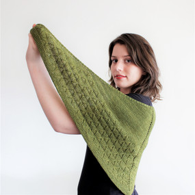 Terracotta Shawl
