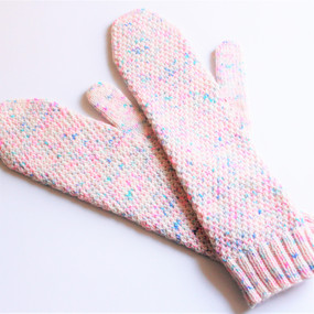 Twiddle Mittens