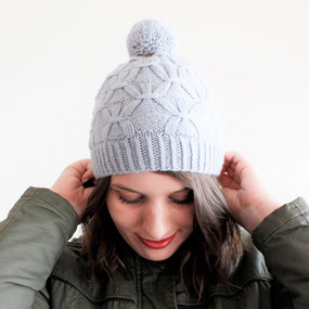 Winter Dusk Hat
