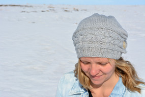 Song of Winter Slouch Hat
