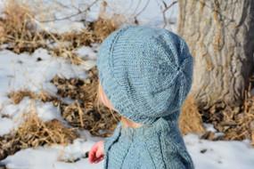 Little Madyn's Slouch Hat