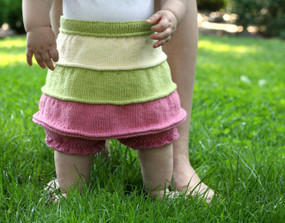 The Baby Lollipop Skirt with Bloomers