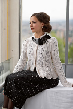 Japanese Lace Jacket