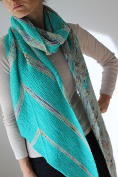 Mind Games Shawl
