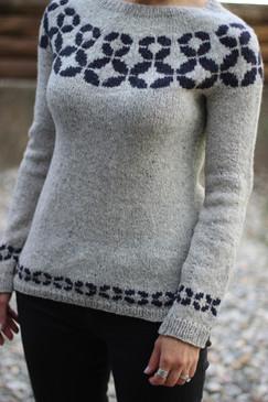 Vesica Piscis Pullover
