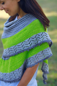 3 color Cashmere Shawl