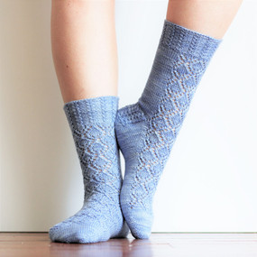Arabesque Socks
