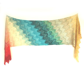 Adventurer Scarf and Wrap