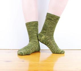 Blomst Socks