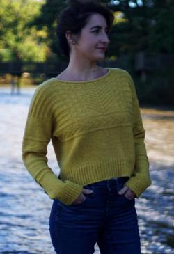 Rocquaine Pullover
