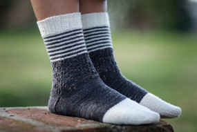 2 Color Socks
