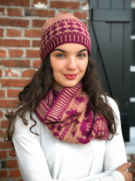 Williamsburg Hat & Cowl