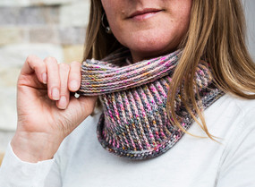 Ninety Degrees Cowl