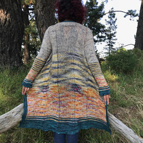 Journey Home Cardigan