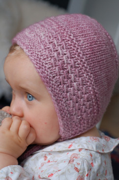 Entrechat Bonnet - Worsted