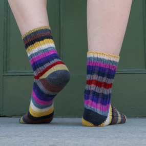 Adrenaline Junkie Socks