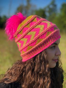 Sweet Sorbet Hat