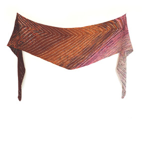 Venation Shawl