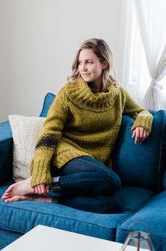Lazy Sunday Pullover