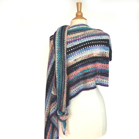 Adventuring Scarf & Wrap (with Cowl)