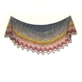 Sunshower Shawl