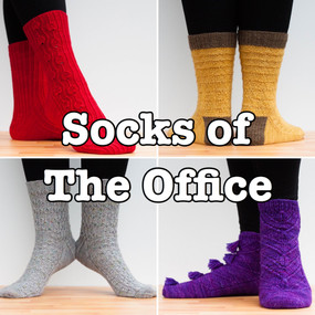 Socks of The Office