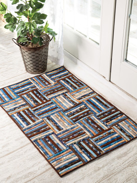 Strip Roll Rug