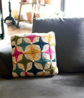 Stars Blanket & Pillow Cover