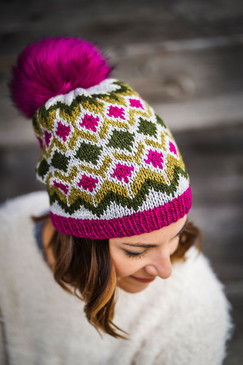 Sugarplum Hat