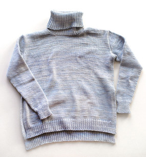 Minimal Pullover Worsted