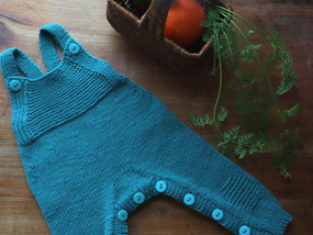 Potager Overalls
