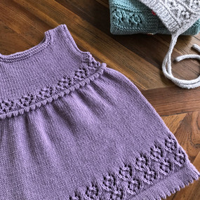 Lilac Frock
